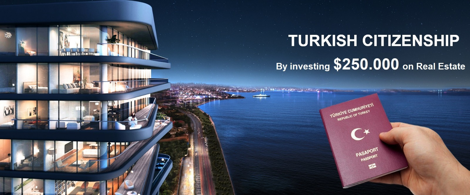 What You Wonder About Getting Turkish Citizenship by Investment
