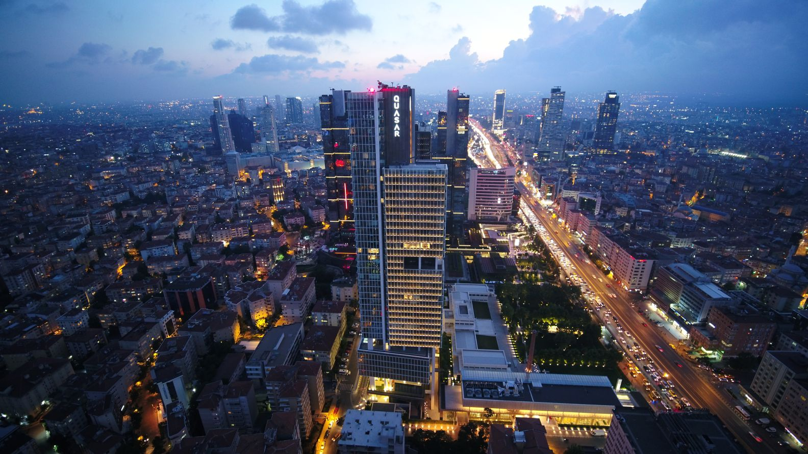 The growth in the Turkish Real Estate Market